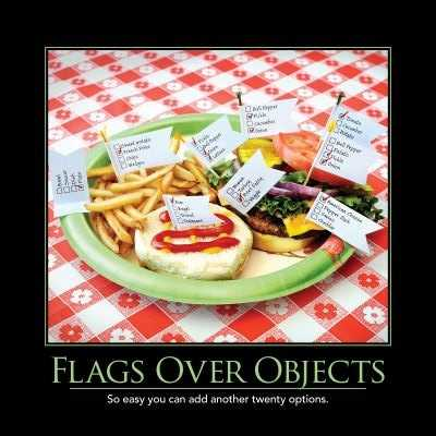 Flags_Over_Objects_July_2014